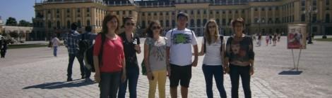 Trobada d'alumnat i professorat Comenius a Eslovàquia
