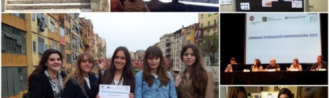 Jornada d'emprenedoria a Girona