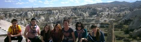 L'escola Cor de Maria participa en la trobada del projecte Comenius a Turquia