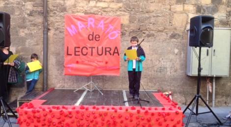 Marató de lectura de poesia de Joana Raspall