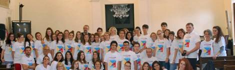 Alumnat del Cor de Maria viatja a Itàlia amb el projecte Comenius