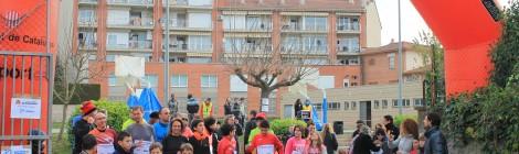 Cursa solidària nadalenca pro Marató de TV3