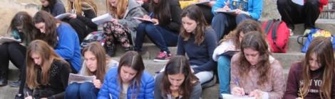 Els alumnes de 4t d'ESO participen al concurs websalpunt.cat