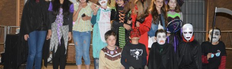 FESTA DE TARDOR: CASTANYADA i HALLOWEEN PARTY