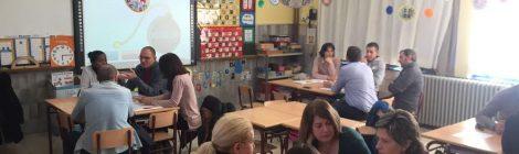 1a jornada de pares i mares de l'escola: L'escola que somiem.