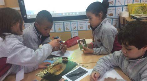 Iniciem el nostre projecte_ Cicle Inicial d'Educació Primària