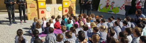 Sant Jordi a la nostra escola.