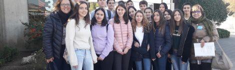 Sortida a TV3 per part dels alumnes de 4t d´ESO