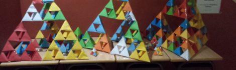 Repte matemàtic: Tetraedre de Sierpinski