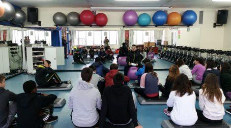 Programa fit-jove,  4t d'ESO