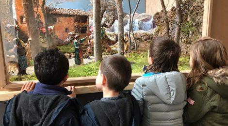 P5 VISITA LA MOSTRA DE PESSEBRES