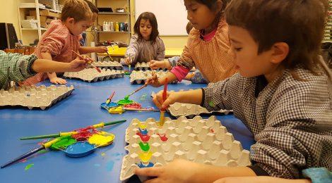 Kandinsky a Educació Infantil