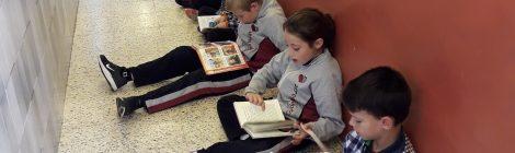 La lectura a 2n de primària.