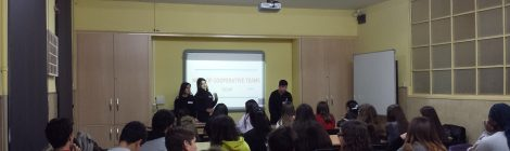 Presentation of Entrepreneurship projects. 3r ESO.