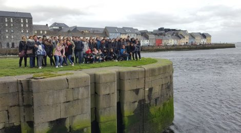 GREAT LINGUISTIC TRIP TO GALWAY (IRELAND)
